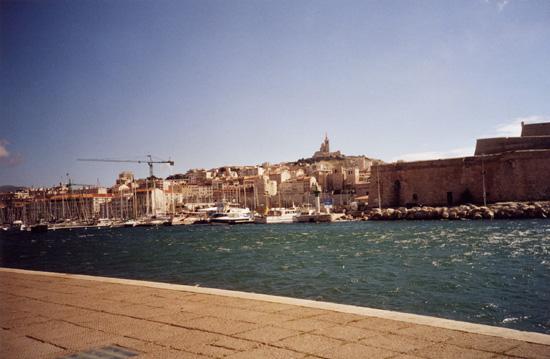 Marseille :: Le Vieux Port