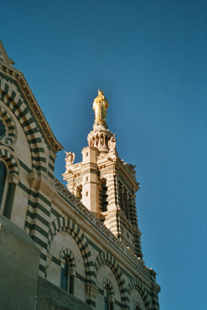 Marseille :: Notre-Dame de la Garde