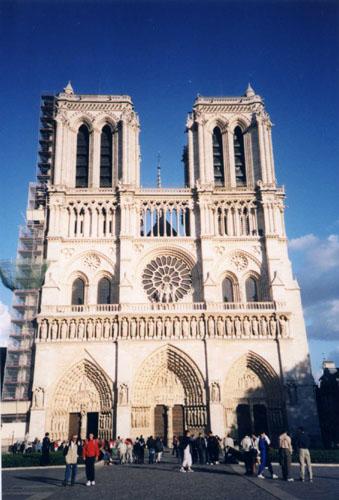 Paris :: Notre-Dame de Paris